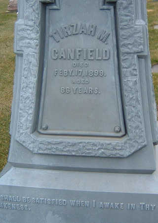 CANFIELD, TIRZAH - Polk County, Iowa | TIRZAH CANFIELD