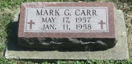 CARR, MARK G. - Polk County, Iowa | MARK G. CARR