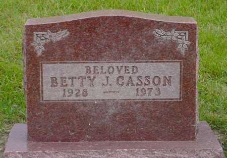 CASSON, BETTY J. - Polk County, Iowa | BETTY J. CASSON