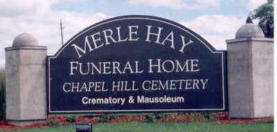 CHAPEL HILL GARDENS A.K.A. MER, CEMETERY - Polk County, Iowa | CEMETERY CHAPEL HILL GARDENS A.K.A. MER
