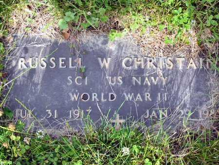 CHRISTAIN, RUSSELL W. - Polk County, Iowa | RUSSELL W. CHRISTAIN