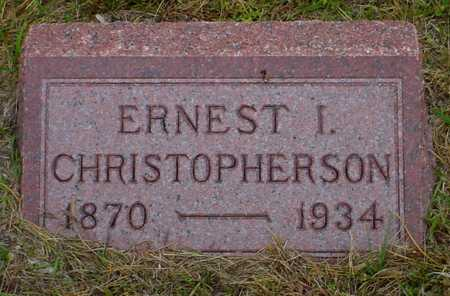 CHRISTOPHERSON, ERNEST I. - Polk County, Iowa | ERNEST I. CHRISTOPHERSON