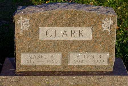 CLARK, MABEL A. - Polk County, Iowa | MABEL A. CLARK