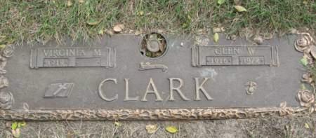 CLARK, GLEN  W. - Polk County, Iowa | GLEN  W. CLARK