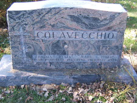 COLAVECCHIO, MARY - Polk County, Iowa | MARY COLAVECCHIO