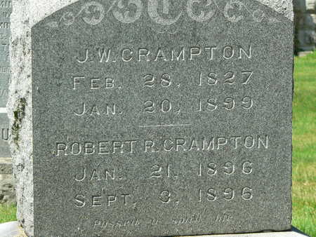 CRAMPTON, ROBERT R. - Polk County, Iowa | ROBERT R. CRAMPTON
