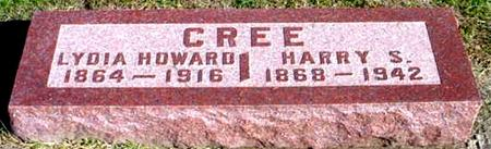 CREE, HARRY J. - Polk County, Iowa | HARRY J. CREE