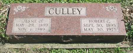 CULLEY, HOBART  C. - Polk County, Iowa | HOBART  C. CULLEY