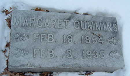 CUMMINS, MARGARET - Polk County, Iowa | MARGARET CUMMINS
