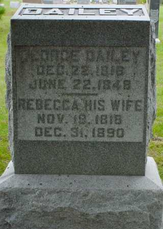 DAILEY, GEORGE - Polk County, Iowa | GEORGE DAILEY