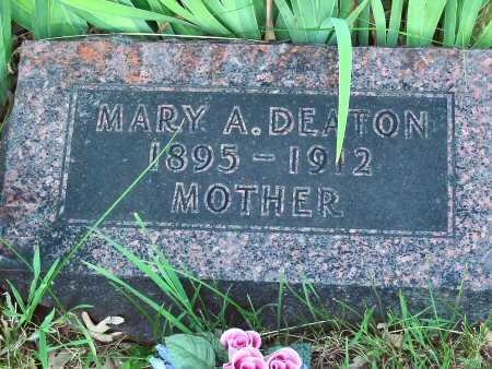 DEATON, MARY - Polk County, Iowa | MARY DEATON