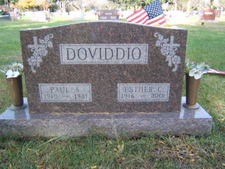 DOVIDDIO, PAUL A - Polk County, Iowa | PAUL A DOVIDDIO