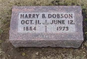DOBSON, HARRY B. - Polk County, Iowa | HARRY B. DOBSON