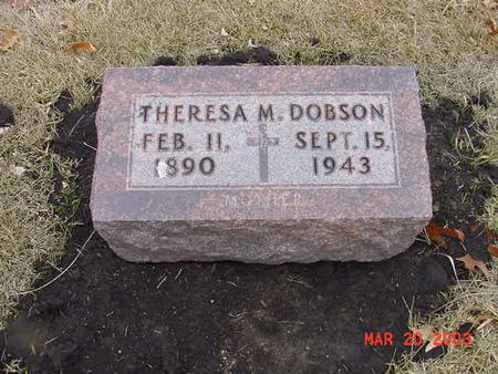 DOBSON, THERESA M. - Polk County, Iowa | THERESA M. DOBSON