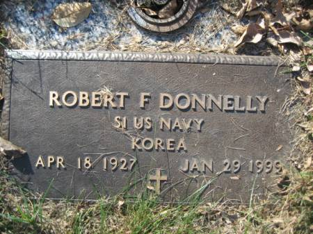 DONNELLY, ROBERT F - Polk County, Iowa | ROBERT F DONNELLY