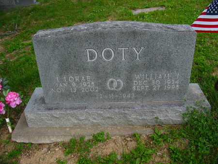 DOTY, WILLIAM J. - Polk County, Iowa | WILLIAM J. DOTY