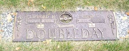 DOUBLEDAY, EDNA C. - Polk County, Iowa | EDNA C. DOUBLEDAY