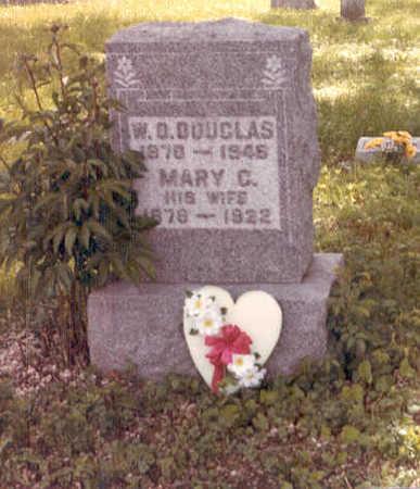 DOUGLAS, MARY CHRISTINE - Polk County, Iowa | MARY CHRISTINE DOUGLAS