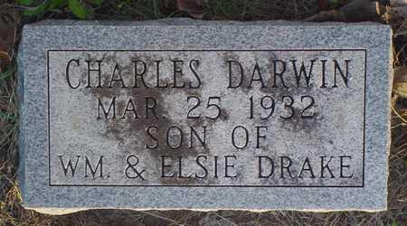 DRAKE, CHARLES DARWIN - Polk County, Iowa | CHARLES DARWIN DRAKE