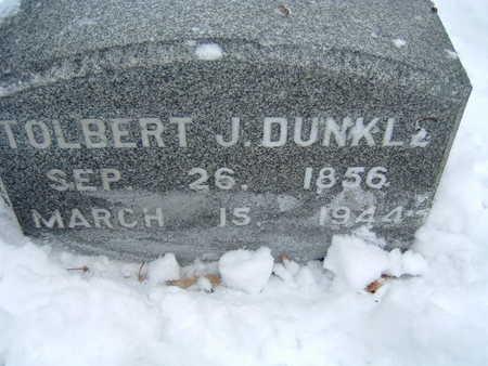 DUNKLE, TOLBERT J. - Polk County, Iowa | TOLBERT J. DUNKLE