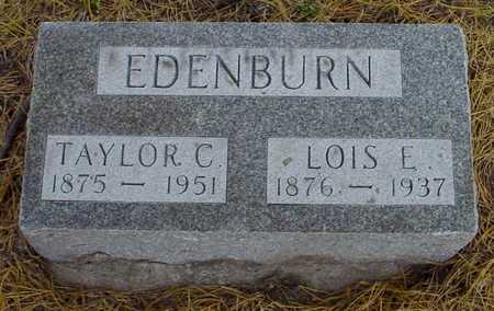 EDENBURN, LOIS E. - Polk County, Iowa | LOIS E. EDENBURN