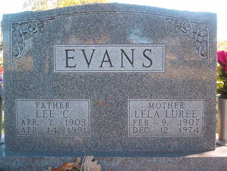 EVANS, LEE - Polk County, Iowa | LEE EVANS