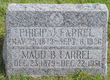 FARREL, PHILIP J. - Polk County, Iowa | PHILIP J. FARREL