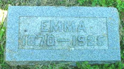 GILL FIELDS, EMMA - Polk County, Iowa | EMMA GILL FIELDS