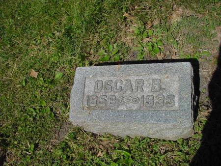 FIELDS, OSCAR BEESON - Polk County, Iowa   OSCAR BEESON FIELDS