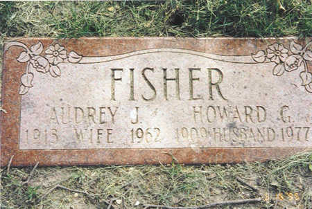 FISHER, AUDREY J. - Polk County, Iowa | AUDREY J. FISHER