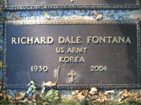 FONTANA, RICHARD DALE - Polk County, Iowa | RICHARD DALE FONTANA