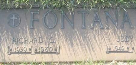 FONTANA, RICHARD C - Polk County, Iowa   RICHARD C FONTANA