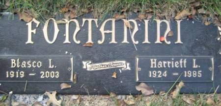 FONTANINI, HARRIETT L - Polk County, Iowa | HARRIETT L FONTANINI