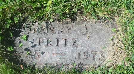 FRITZ, HARRY J. - Polk County, Iowa | HARRY J. FRITZ