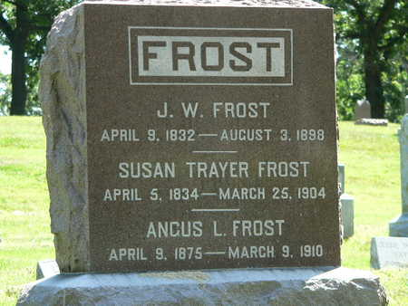 TRAYER FROST, SUSAN - Polk County, Iowa | SUSAN TRAYER FROST