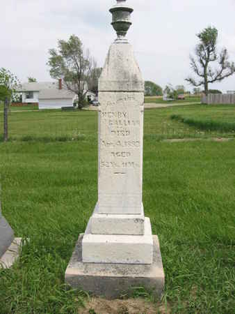 GALLIAN, HENRY - Polk County, Iowa | HENRY GALLIAN