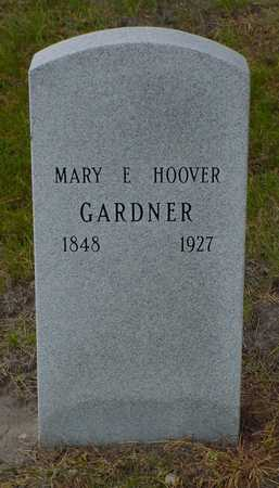 HOWARD GARDNER, MARY E. - Polk County, Iowa | MARY E. HOWARD GARDNER