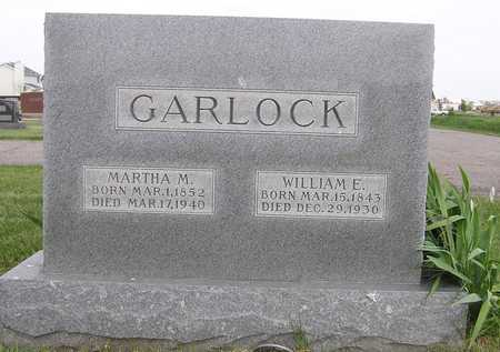 GARLOCK, MARTHA M. - Polk County, Iowa | MARTHA M. GARLOCK