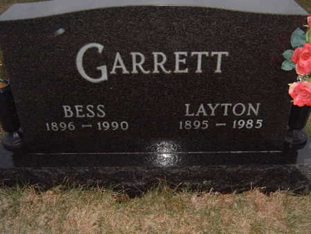 GARRETT, BESS - Polk County, Iowa | BESS GARRETT