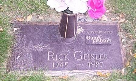 GEISLER, RICK - Polk County, Iowa | RICK GEISLER