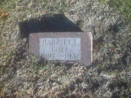 GOFF, HARRIET L. - Polk County, Iowa | HARRIET L. GOFF