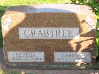 GRABTREE, BERTHA - Polk County, Iowa | BERTHA GRABTREE