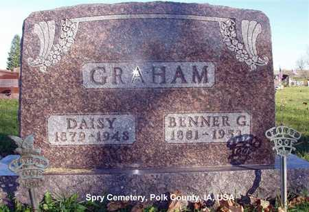 GRAHAM, DAISY - Polk County, Iowa | DAISY GRAHAM