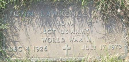 GRANT, JOHN LAWRENCE - Polk County, Iowa | JOHN LAWRENCE GRANT