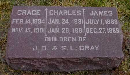 GRAY, CHARLES - Polk County, Iowa | CHARLES GRAY