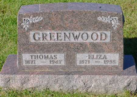 GREENWOOD, THOMAS - Polk County, Iowa | THOMAS GREENWOOD