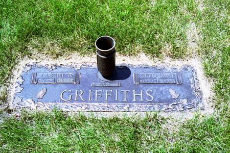 GRIFFITHS, ALBERT R. - Polk County, Iowa | ALBERT R. GRIFFITHS