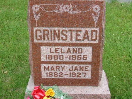 GRINSTEAD, MARY JANE - Polk County, Iowa | MARY JANE GRINSTEAD