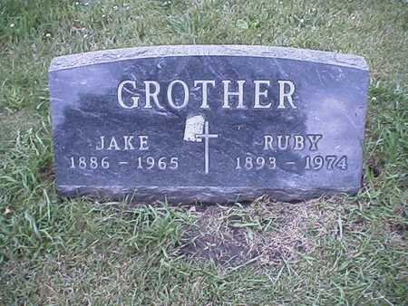 GROTHER, JAKE - Polk County, Iowa | JAKE GROTHER