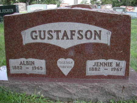 GUSTAFSON, JENNIE - Polk County, Iowa | JENNIE GUSTAFSON